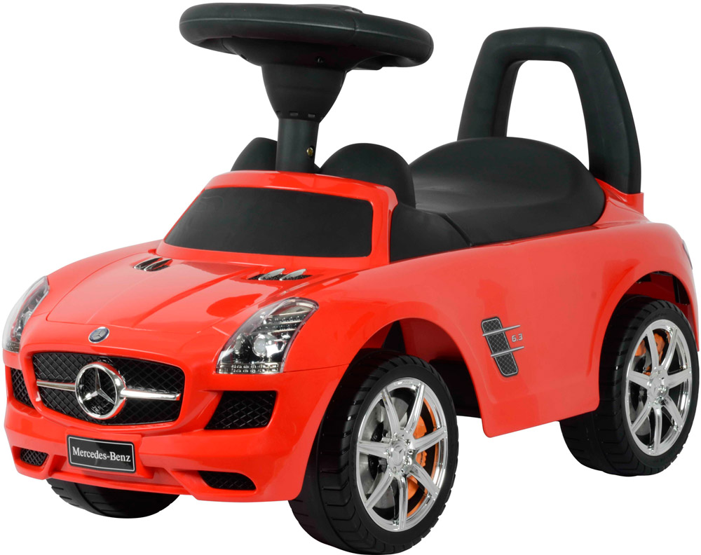 Каталка Bentley Mercedes-Benz SLS AMG